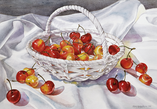 Cherry-Basket_Watercolor_25