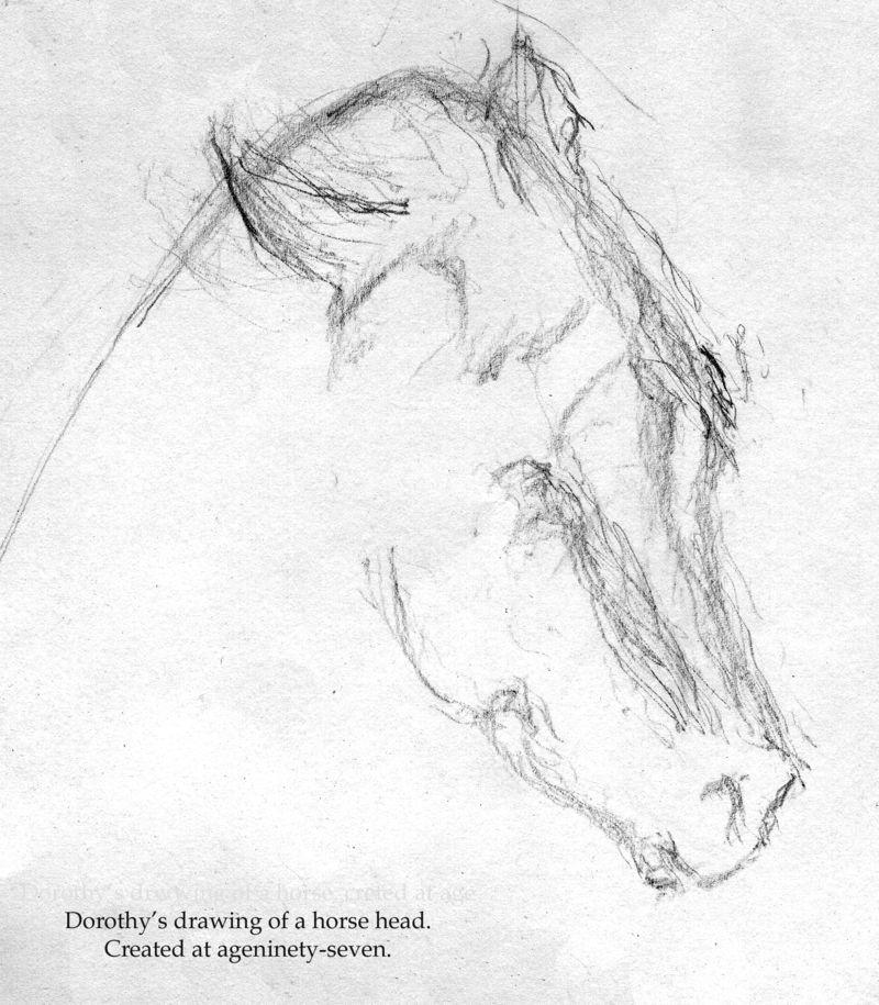 Dorothy horse copy